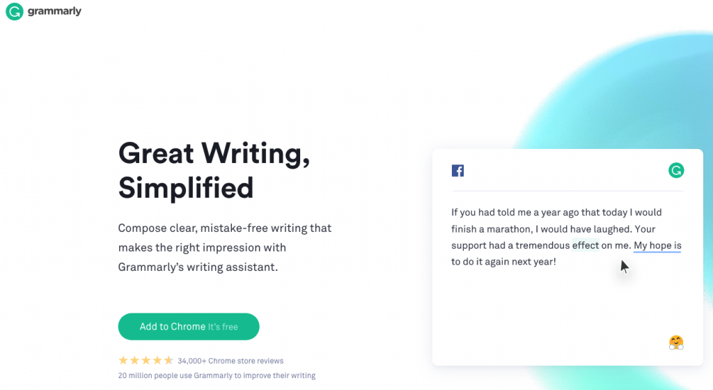 Grammarly saas automation tool