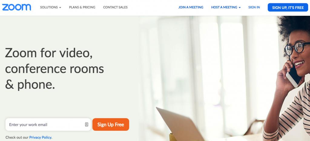 Zoom saas marketing automation tool